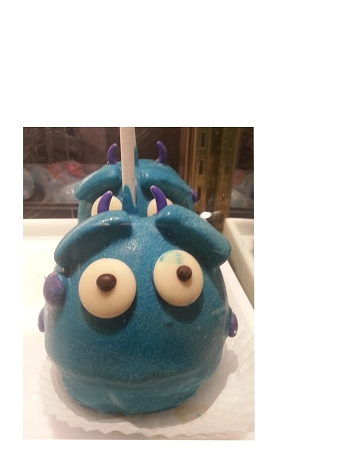 Disney Goofy Candy Co - Caramel Apple - Sulley