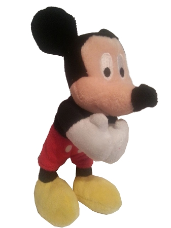 Disney Plush Magnet - Mickey Mouse