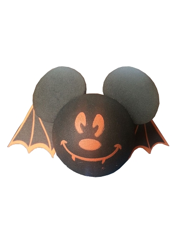 Disney Antenna Topper - Halloween - Mickey Mouse Bat