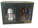 Disney Vinylmation Figure - Star Wars Weekend 2014 - Sand Jawa & R5-D4