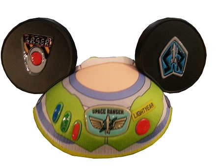 Disney Hat - Ears Hat - Toy Story - Buzz Lightyear
