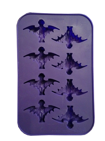 Disney Ice Cube Tray - Haunted Mansion Authentic - Bats