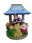 Disney Coin Bank - Snow White and the Seven Dwarfs - Wishes