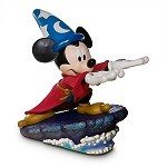 Disney Medium Figure Statue - Sorcerer Mickey Mouse