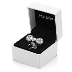 Disney Pandora Charm Set - Minnie Mouse Rocks the Dots