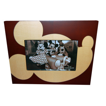 Disney Photo Frame - Silhouette Mickey Mouse - 4