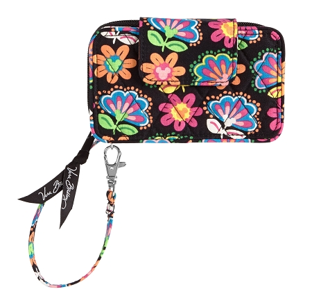 Disney Vera Bradley Bag - Midnight with Mickey - Smartphone Wristlet