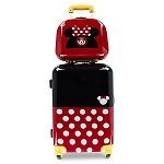 Disney Rolling Luggage - Minnie Mouse Stacked - 26