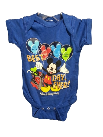 e2cb7dcc4 Add to My Lists. Disney Bodysuit for Infant - Mickey Mouse - Best Day Ever