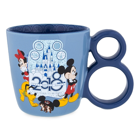 Walt And Friends Mickey Coffee Disney Mug World 2018 n0mvN8Ow