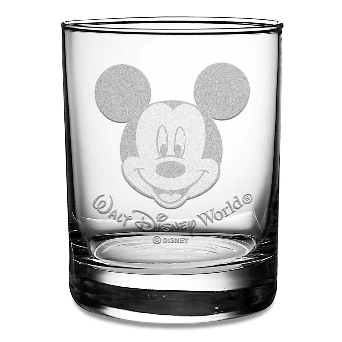 Disney Arribas Tumbler Glass - Mickey Mouse - Walt Disney World