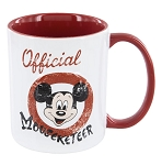 Disney Coffee Mug - Mickey Mouse Club - Official Mouseketeer