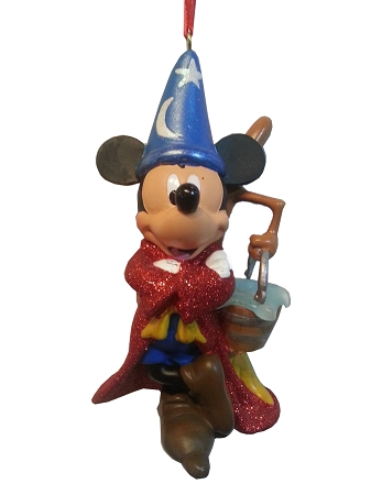 Disney Christmas Ornament - Sorcerer Mickey Mouse