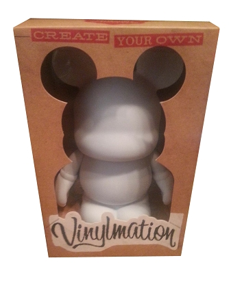 Disney Vinylmation Figure - Create Your Own - Blank 9
