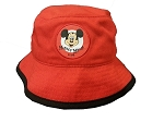 Disney Child Sun Hat - Mickey Mouse Club - Red