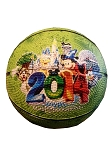 Disney Basketball - 2014 Logo - Sorcerer Mickey Mouse and Friends
