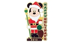 Disney Christmas Pin - 2013 Tier Nutcracker - Mickey Mouse