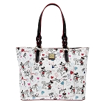 Disney Dooney & Bourke Bag - Mickey & Minnie Sweethearts - Tote Bag