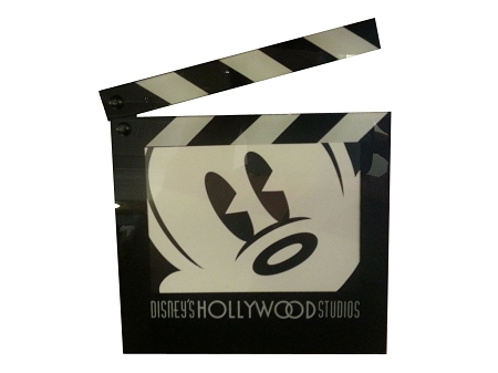 Disney Photo Frame - Hollywood Studios - Movie Clapboard