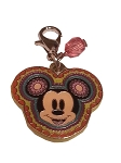 Disney Dangle Charm - Charmed in the Park - Mickey Face Rings