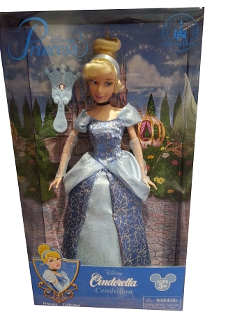 Disney Doll - Princess Cinderella - 12'' H