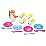 Disney Pretend Tea Set - Olaf's Summer Tea Set - Frozen