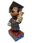 Disney Jim Shore Figurine - Graduation Minnie Mouse - Congrats Grad