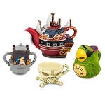 Disney Tea Set - Pirates of the Caribbean Decorative - Mini