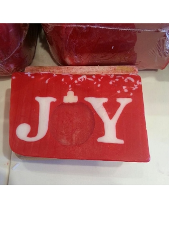 Disney Basin Fresh Cut Soap - Christmas - Joy to the World