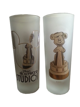 Disney Tall Shot Glass - Hollywood Studios - Mickey Mouse Director
