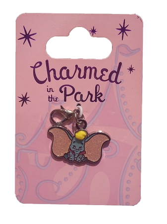 Disney Dangle Charm - Charmed in the Park - Dumbo the Flying Elephant