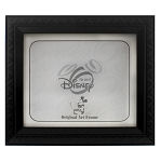 Disney Art Print Frame - Mickey Icon Original Art Sketch - Black