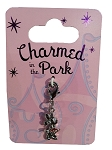 Disney Dangle Charm - Charmed in the Park - Minnie Mouse - Silver