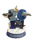 Sea World Figurine - 2014 Logo - Marine Animals