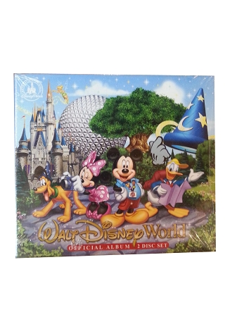 Disney CD - Storybook - Walt Disney World Official Album - 2 Disc Set