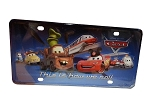 Disney License Plate - Cars - This is How We Roll