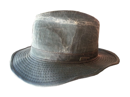 Disney Hat - Dorfman Pacific Hat - Indiana Jones - Dark Brown 603bacc0f1ed