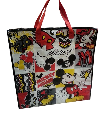 Disney Reusable Shopping Bag - Mickey Mouse Icons - Large