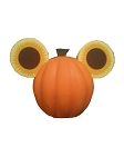 Disney Antenna Topper - Thanksgiving Pumpkin