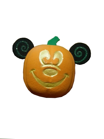 Disney Antenna Topper - Halloween - Mickey Mouse Pumpkin