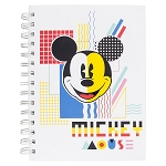 Disney Spiral Journal - Mickey Mouse 80s Flashback