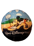 Disney Soccer Ball - Mickey Mouse - Walt Disney World