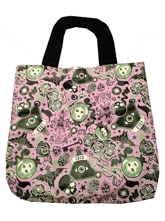 98113ae127c Add to My Lists. Disney Tote Bag - The Haunted Mansion ...