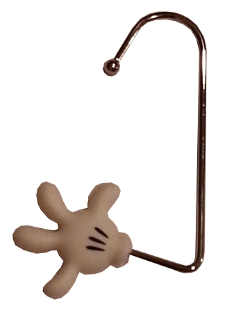 Disney Bag Hanger - Mickey Mouse Glove Purse Hook