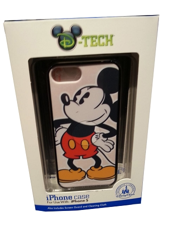 Disney IPhone 5 Case - Classic Mickey Mouse