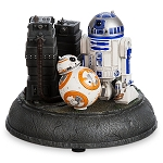 Disney Medium Figure - R2-D2 and BB-8 Astromech Droids