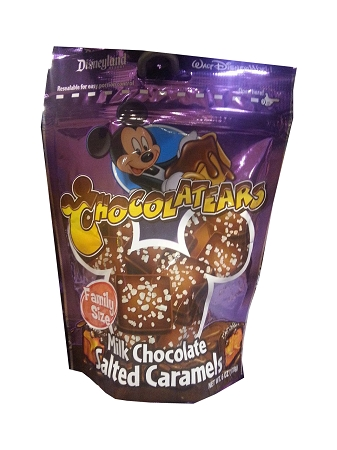 Disney Chocolatears Candy - Milk Chocolate Salted Caramels