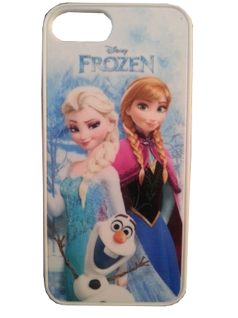 Disney IPhone 5/5S Case - Frozen - Anna, Elsa & Olaf - Limited Release