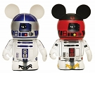 Disney Vinylmation Figure - Star Wars Weekend 2014 3'' - R2 Series