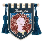 Disney Princess Pin - Merida Banner